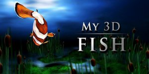 My 3D Fish Live Wallpaper - Моя 3D Рыбка Живые обои [Android, ENG]