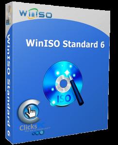 WinISO Standard 6.3.0.4836 (2013) Русский