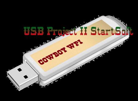 COWBOY WPI DVD Project III StartSoft 17 (2013) Русский
