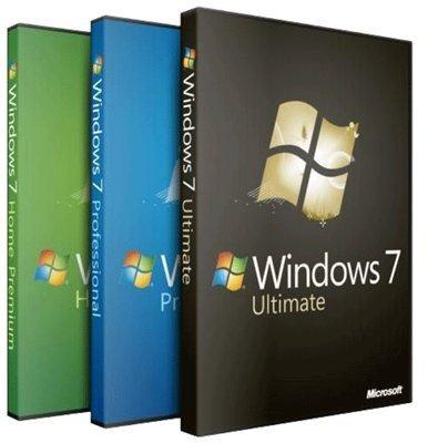 Microsoft Windows 7 AIO SP1 (x86/x64) -CtrlSoft