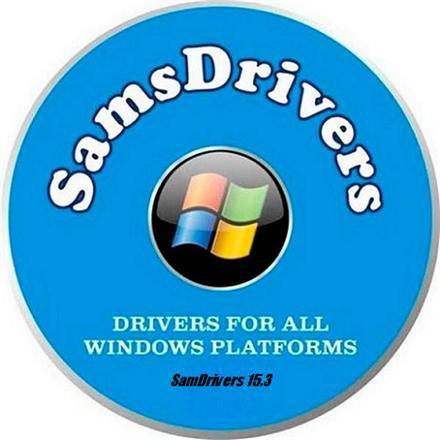 SamDrivers 15.3 - Сборник драйверов для Windows (2015) MULTi / Русский