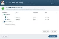 Jihosoft File Recovery 8.30 RePack by вовава x86 x64 [2018, ENG]