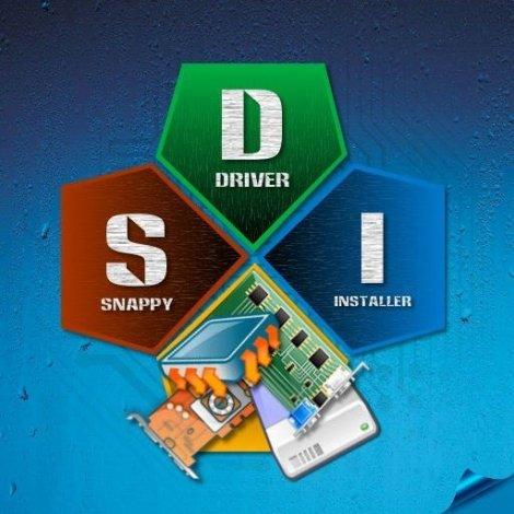 Snappy Driver Installer R1809 [Драйверпаки 18095] [08.10] (2018) PC