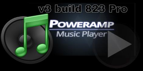 Poweramp Pro v 3 build 823 (2019) Android скачать торрент файл бесплатно