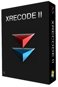 Xrecode II 1.0.0.203 Final + xrecode2 shell 1.0.0.7 + Portable (2013)