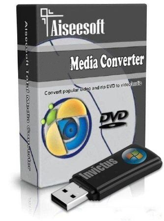 Aiseesoft Media Converter Ultimate 6.3.56 Portable by Invictus (2013) Русский