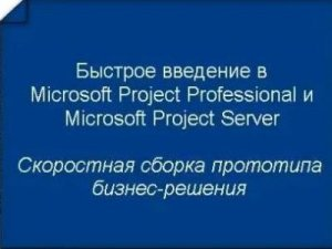 Владимир Иванов | Microsoft Project Server 2010 за 110 минут (2011) HDTV