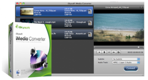 iSkysoft iMedia Converter for Mac 2.0.8 (2011) ����������