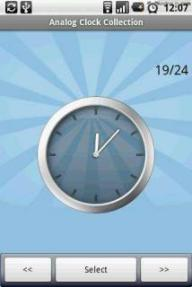 Analog Clock Collection - виджет часов v2.0 [Android 1.5+, ENG]