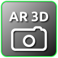 AR Camera 3D Lite v1.7.1 [Android 2.1+, ENG]