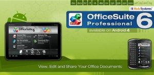 OfficeSuite Pro v.6.0.815 + OfficeSuite Viewer v.6.0.815 [Android 1.5+, RUS]