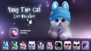 Yang The Cat Live Wallpaper v1.0.4 [Android, ENG]
