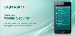 Kaspersky Mobile Security 9.10.117 [Android, RUS]