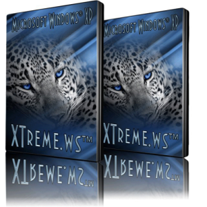 Windows® XP Sp3 XTreme™ WinStyle Water v15.04.12 (Апрель 2012 г.) + DriverPacks (SATA/RAID)