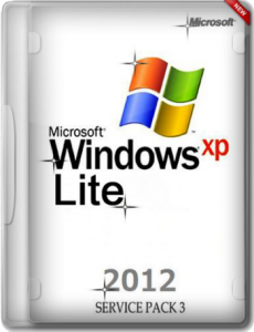 Windows XP SP3 Lite 5.1.2600.5512 (2012) Русский