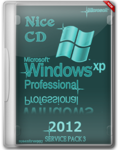 Windows XP Professional SP3 Nice CD (2012) Русский