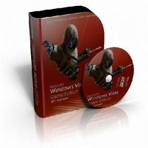 Windows Vista Game Edition SP1 x64 (2008) �������