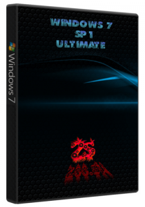 Windows 7 Ultimate SP1 Z.S Update Edition FINAL (x86/x64) (2012) Русский
