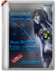 WPI 11 USB FLASH STARTSOFT v11 (2012) Русский