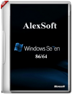 Windows 7 Ultimate x86-x64 by AlexSoft v.14.11.12 (2012) Русский