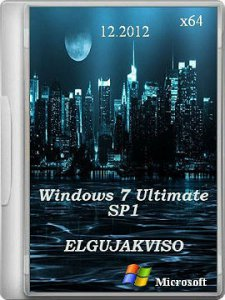 Windows 7 Ultimate SP1 x64 Elgujakviso Edition 12.2012 (2012) Русский