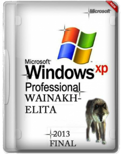 WAINAKH-ELITA-2013 FINAL. WINDOWS XP SP3 (x86) + 20 MUIPacks Final x86