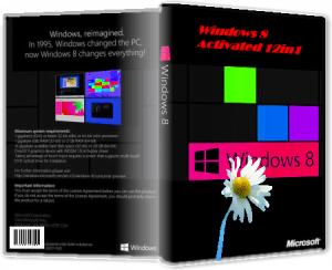 Windows 8 [12in1] Activated [x86-x64] by Bukmop (2012) Русский