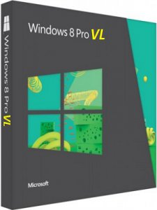 Windows 8 Pro VL x86 RU SMM/SMS/XX by Lopatkin (2012) Русский