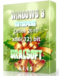 Windows 8 x86 Enterprise UralSOFT 1.15 (2012) �������