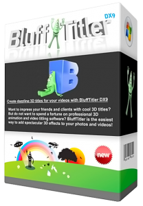 BluffTitler DX9 iTV v8.4.0.1 Final (2012) + Portable