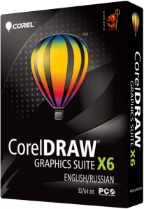 CorelDRAW Graphics Suite X6 16.1.0.843 (2012) RePack by MKN