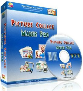 Picture Collage Maker Pro 3.3.2 (2012) Английский