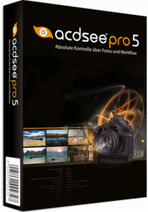 ACDSee Pro v5.3 Build 168 Final / Lite RePack / Portable (2012) Русский + Английский
