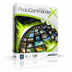 Ashampoo Photo Commander 11 11.0.4 RePack (2013) Multi/Русский