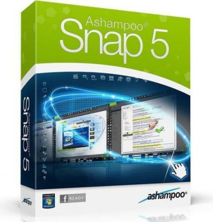 Ashampoo Snap v5.1.5 (2012) Final / RePack / Portable