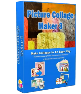 Picture Collage Maker Pro v3.3.4 build 3588 Final + Portable (2012) Русский + Английский