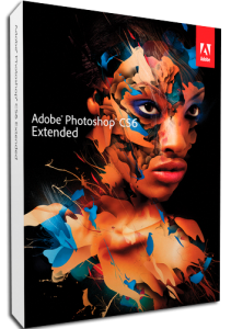 Adobe Photoshop CS6 13.0.1.1 Extended DVD Updated 2 (2012) by m0nkrus