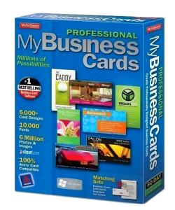 BusinessCards MX v4.84 Final (2013) Русский