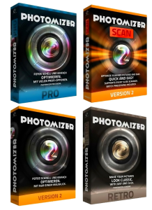 Photomizer 2 v2.0.12.1212 / Photomizer Pro v2.0.12.1207 / Photomizer Scan 2 v2.0.12.904 / Photomizer Retro v2.0.12.925 (2012)
