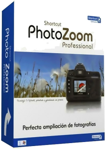 Benvista PhotoZoom Pro v5.0.4 Final / RePack & Portable by KpoJIuK / Portable (2012)