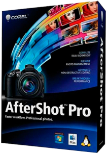 Corel AfterShot Pro 1.1.1.10 (2013) Portable by CheshireCat