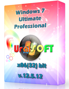 Windows 7 x86 Ultimate � Professional UralSOFT v.12.5.12 (2012) �������