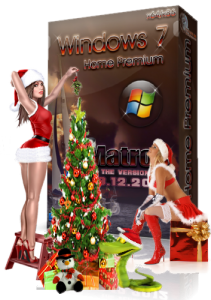 Windows 7 Home Premium SP1 (x86x64) Matros v.19.12.12 (2012) Русский