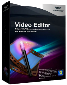 Wondershare Video Editor v3.0.3.6  (2012)  Final + Portable