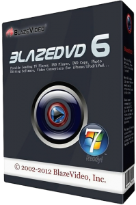 BlazeDVD Professional v6.1.1.6 Final (2012) Русский
