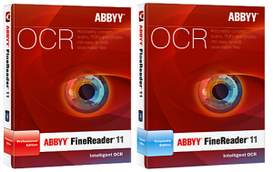 ABBYY FineReader v11.0.110.121 Professional + ABBYY FineReader v11.0.110.122 Corporate Edition (2012)