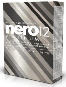 Nero Platinum 12.5.01300 (2013) MULTi / Русский
