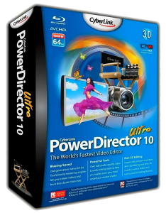CyberLink PowerDirector Ultra 10.0.0.2023 Final (2012) Русский + Английский
