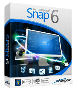 Ashampoo Snap 6 v6.0.1 (2012) Final / RePack / Portable