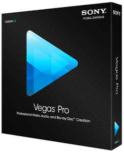 Sony Vegas Pro 12.0 Build 486 Final / RePack by KpoJIuK / Portable (2013) Русский